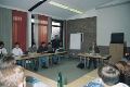 One of the smaller meeting rooms
